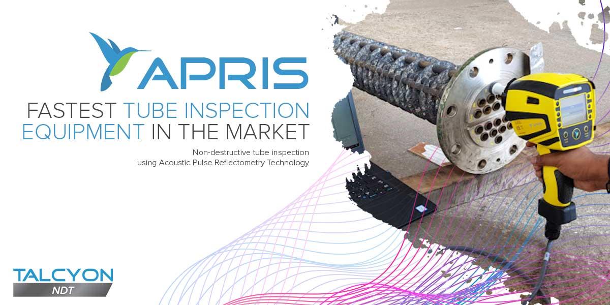 talcyon apris tube inspection